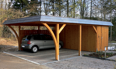 carport mit schuppen aus polen abfluss reinigen mit hochdruckreiniger. Black Bedroom Furniture Sets. Home Design Ideas